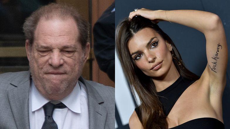 """Harvey Weinstein twierdzi, że kobiety powinny mu... DZIĘKOWAĆ: """"Zrobiłem o nich więcej filmów niż inni producenci"""""""