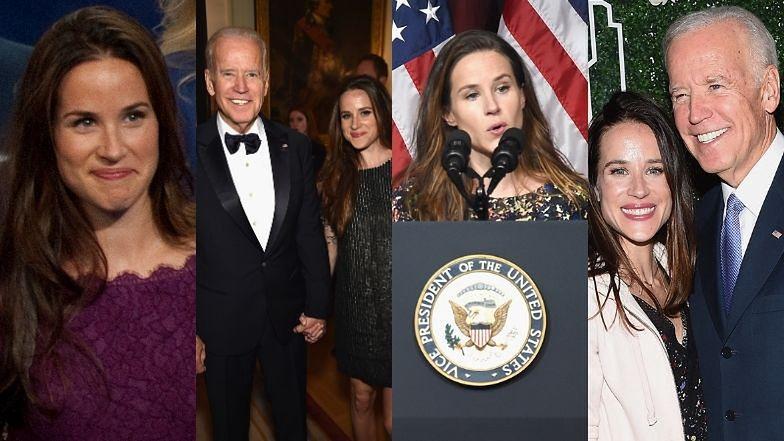 Poznajcie Ashley Biden - córkę Joe Bidena. Zastąpi Ivankę Trump? (ZDJĘCIA)