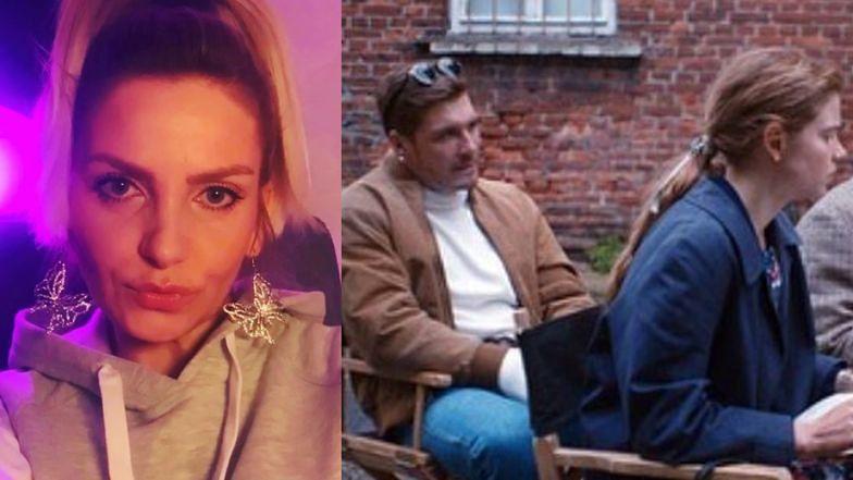"""Maja Frykowska też obejrzała serial """"Osiecka"""" i też nie jest zadowolona. Broni wątku dziadka: """"To KOMPROMITUJĄCE"""""""