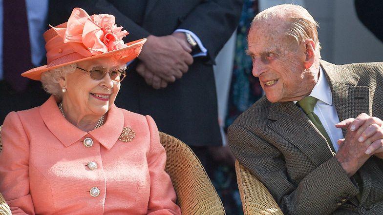 Królowa Elżbieta i książę Filip ZASZCZEPILI SIĘ przeciw COVID-19!