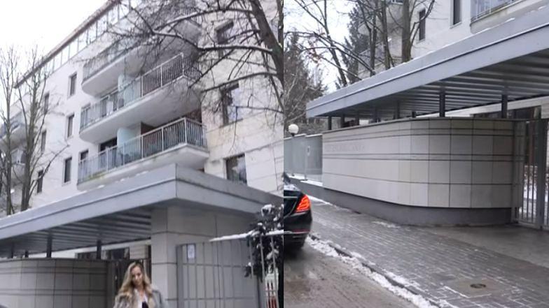 Pokaźny apartamentowiec