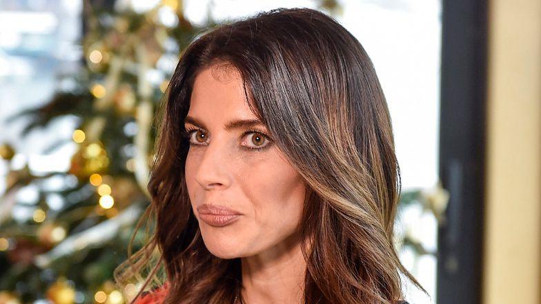 Weronika Rosati narzeka na napięty grafik: Nie dosypiam