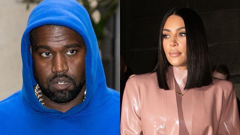 """Kim Kardashian i Kanye West nie mieszkają razem OD PONAD ROKU? """"Żyją oddzielnie dla własnego dobra"""""""
