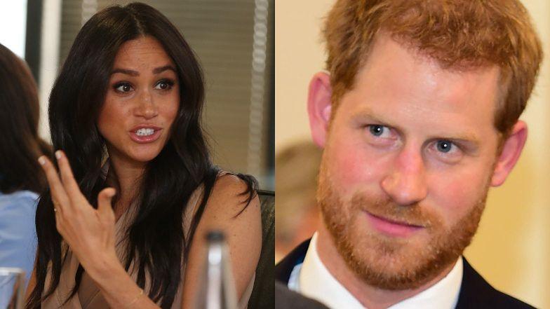 Książę Harry nie jest synem księcia Karola?! Meghan Markle namawia męża na zrobienie testów DNA