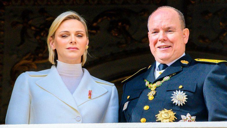 Księżna Monako WYGOLIŁA sobie bok głowy! (ZDJĘCIA)