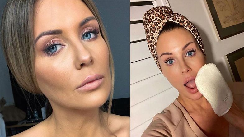 """Małgorzata Rozenek odpowiada na zarzuty o nachalne promowanie się: """"KISS YOU AND F**K YOU"""""""