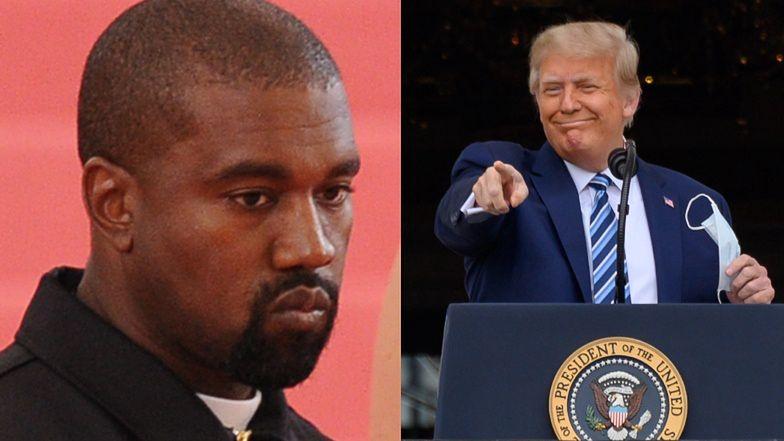 Kanye West ogłosił, że będzie kandydował w wyborach ZA CZTERY LATA! Wtedy mu się uda?