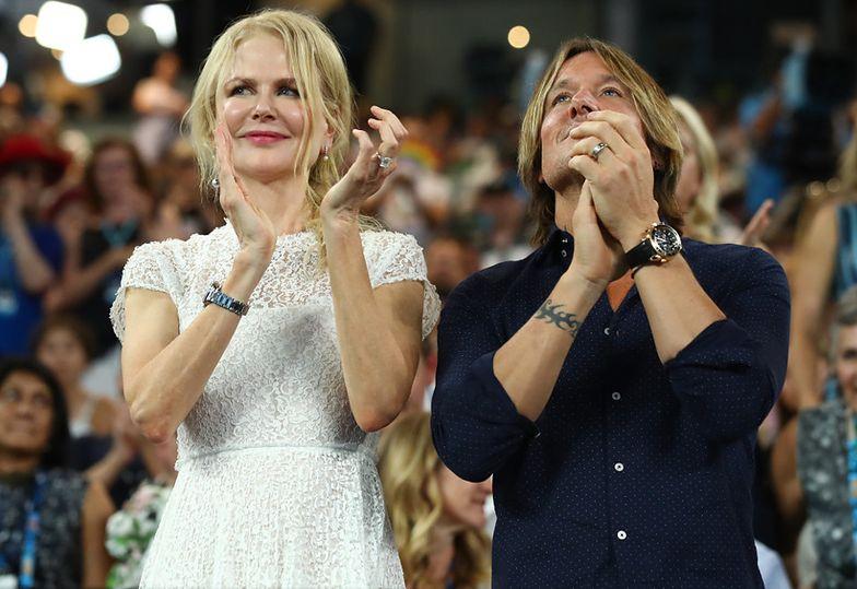 Nicole Kidman jest zapaloną fanką tenisa