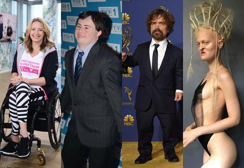 Międzynarodowy Dzień Osób Niepełnosprawnych. Te gwiazdy osiągają sukcesy mimo przeciwności