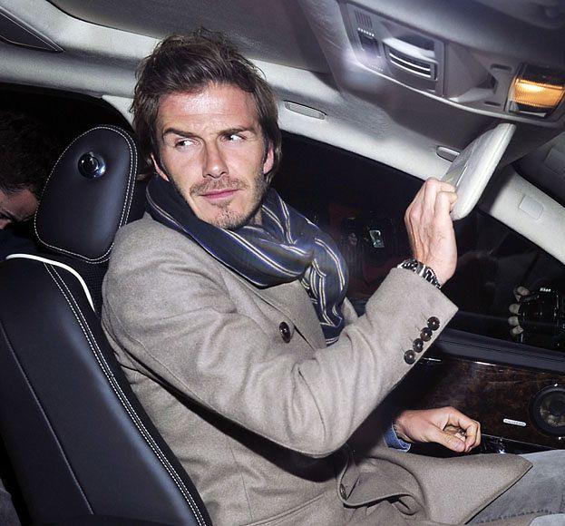 Beckham stworzy własną kolekcję bielizny!