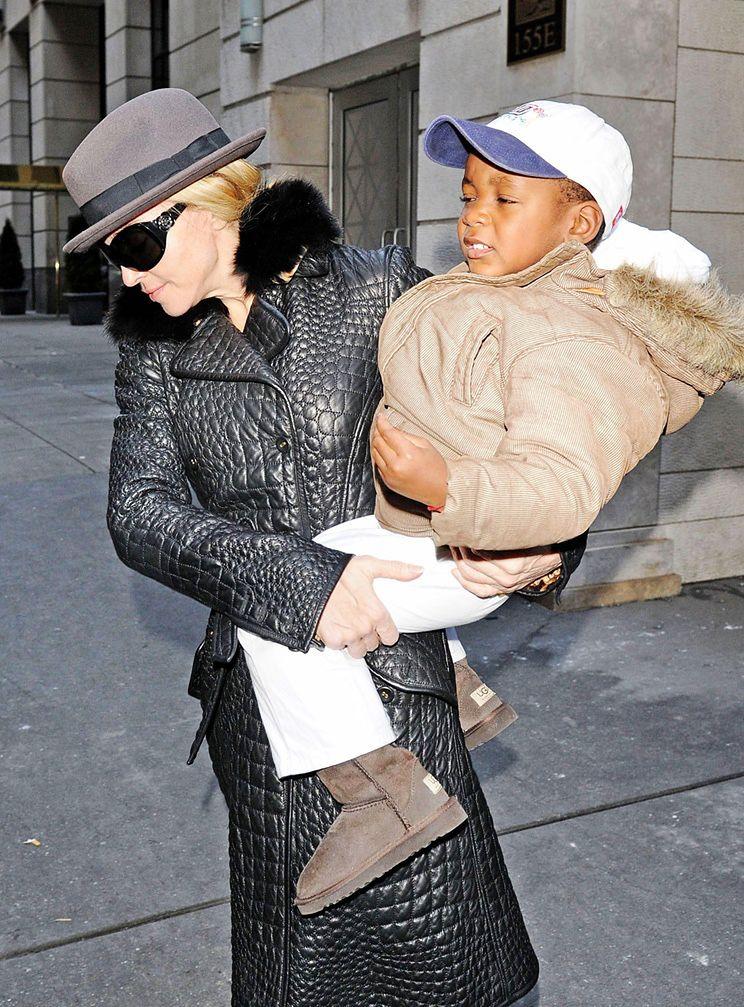 Madonna szuka zastępczej matki!