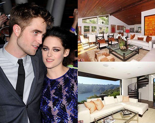 Dom Roberta i Kristen na sprzedaż! (FOTO)