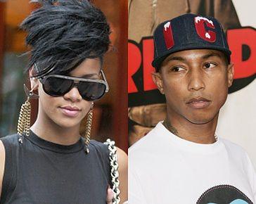 Rihanna ma romans z kolegą Chrisa!