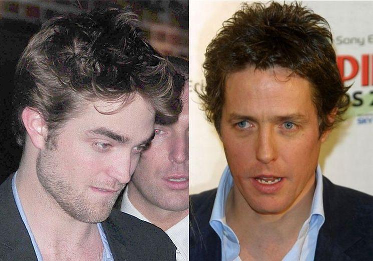 """Hugh Grant: """"Pattinson jest seksowny!"""""""