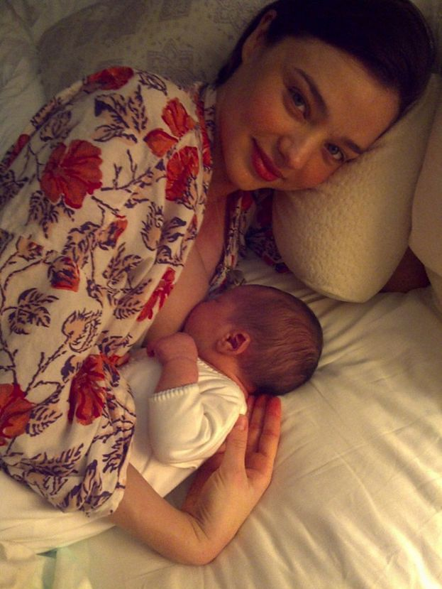 Miranda pokazała synka Blooma! (FOTO)