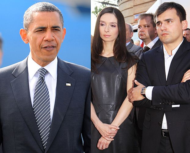 Marta Kaczyńska spotka się z Obamą