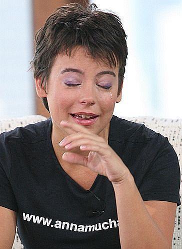 Anna Mucha płacze. Zdjęcia!