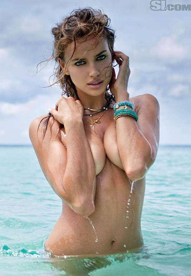 Dziewczyna Ronaldo w bikini!