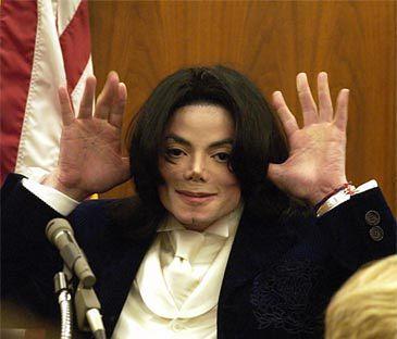"""Michael Jackson """"żyje""""... (WIDEO!)"""