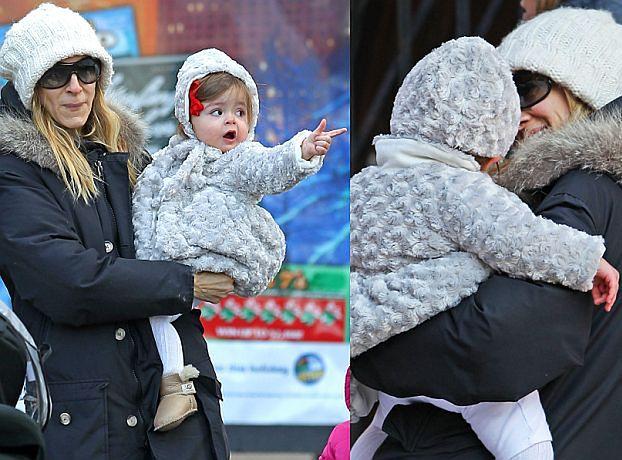 Sarah Jessica Parker pokazała bliźniaczki!