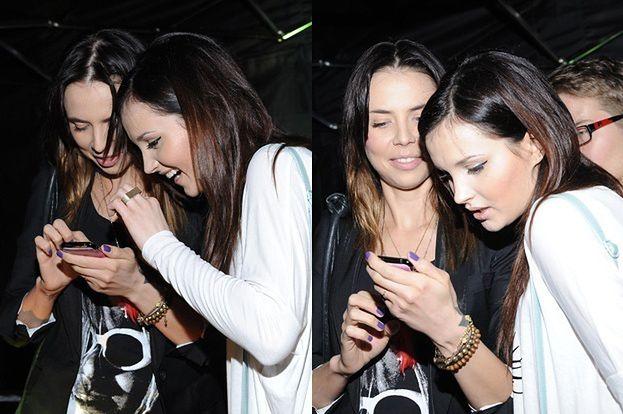 Marina i Maja zajarane SMS-em... (ZDJĘCIA!)