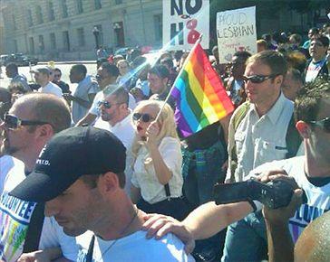 Lady GaGa na paradzie gejów!