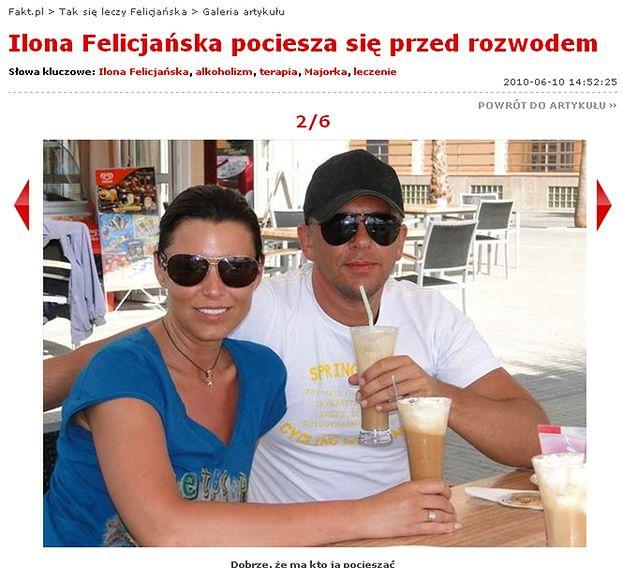 Felicjańska ma już nowego faceta!