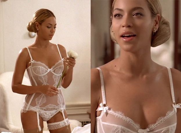 Beyonce w ślubnej bieliźnie! (NOWY TELEDYSK!)