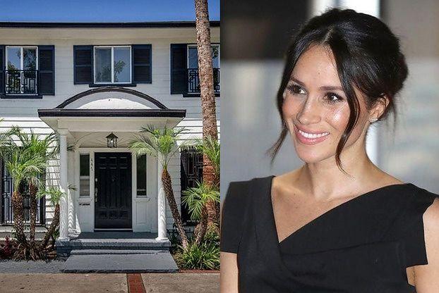 Meghan Markle wystawiła na sprzedaż swój dom w Los Angeles. Chce za niego niemal 2 MILIONY DOLARÓW! (FOTO)