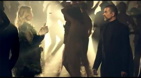 Moss w klipie George'a Michaela!
