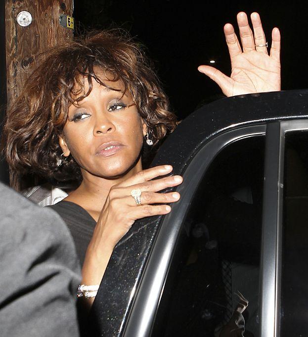 """""""Whitney od dwóch miesięcy tylko piła i ćpała"""""""