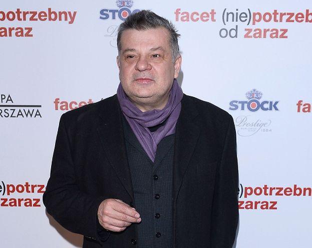 Krzysztof Globisz ODZYSKAŁ PRZYTOMNOŚĆ!