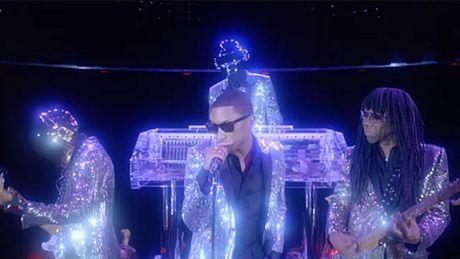 Nowy teledysk Daft Punk z Pharrelem!