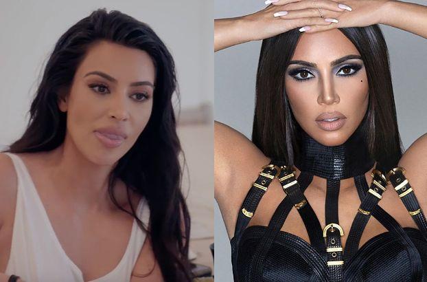 """Internauci śmieją się z Kim Kardashian. """"Edytowałaś zdjęcie w Paincie?"""" (FOTO)"""