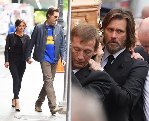 """Ujawniono treść listu pożegnalnego dziewczyny Carreya: """"Nie nadaję się do życia na tym świecie"""""""
