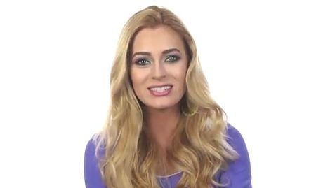 Miss Polonia mówi po angielsku!