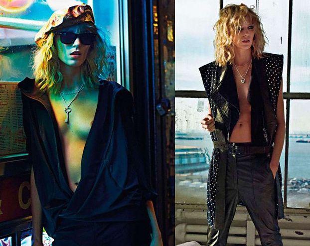 "PIERSI RUBIK we francuskim ""Vogue`u""!"