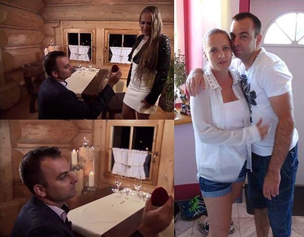 Rolniczka z programu TVP zaręczyła się na antenie!