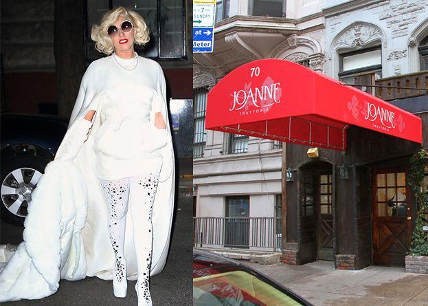 Lady GaGa otwiera własną restaurację! (FOTO)