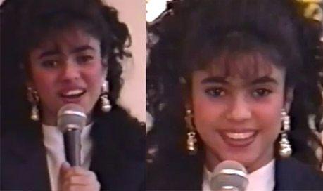 Poznajecie młodą piosenkarkę?!