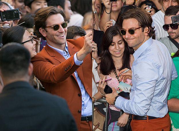 """Bradley Cooper robi sobie zdjęcia z fanami na premierze """"Kac Vegas 3""""!"""