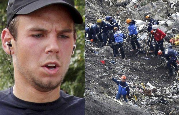 """Pilot Germanwings: """"Dokonam czegoś, co zmieni cały system! WSZYSCY POZNAJĄ MOJE IMIĘ!"""""""