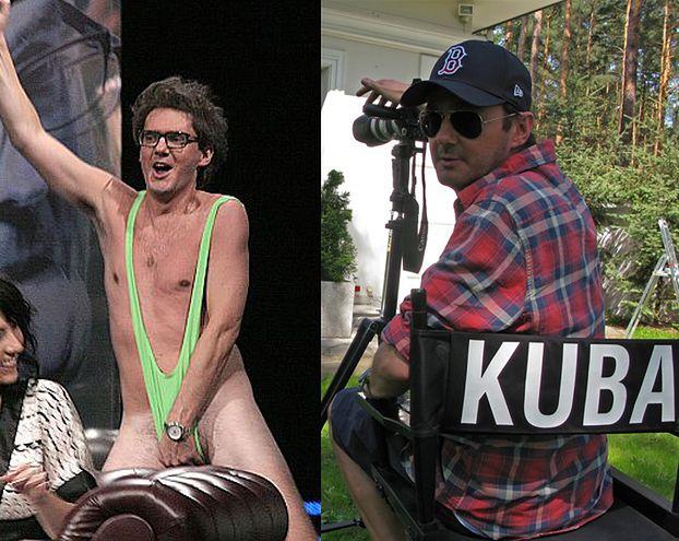 """Wojewódzki został... fotografem w """"Playboyu""""!"""