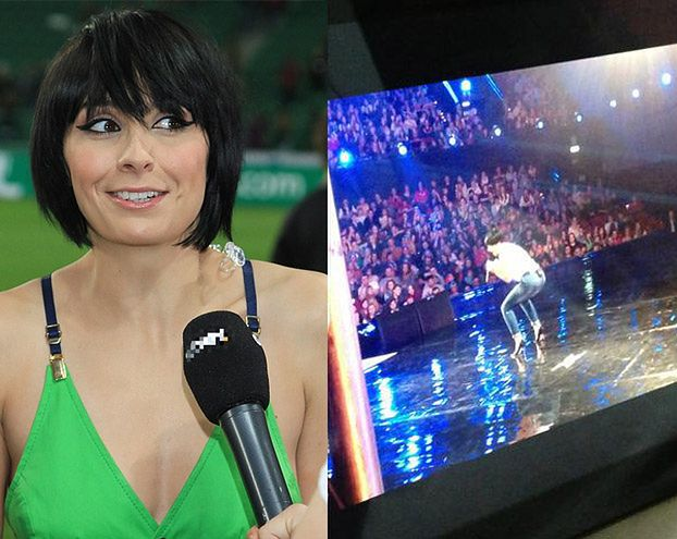 """Okupnik ZNOWU ZAŚPIEWAŁA """"Skyfall""""! Na castingu do """"X Factor""""!"""