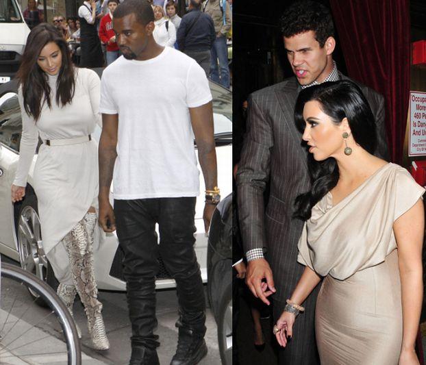 Kim zdradzała męża z Kanye?