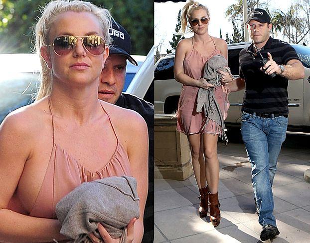 Britney bez stanika (ZDJĘCIA)