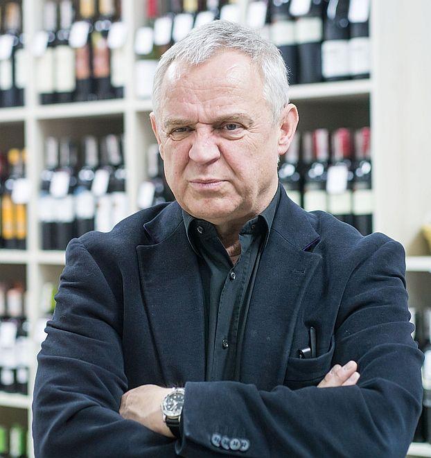Kondrat stracił sklepy z winami. Wróci do aktorstwa?