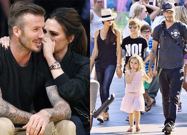 Victoria i David Beckham chcą mieć PIĄTE dziecko!
