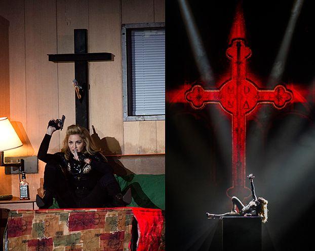Katolicy protestują przeciwko koncertowi Madonny!