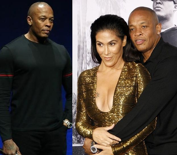 Dr. Dre bił i znęcał się psychicznie nad kobietami!